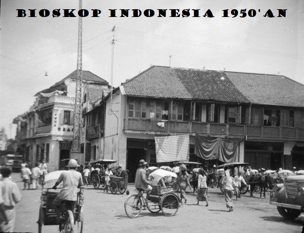 Bioskop Indonesia 1950'an