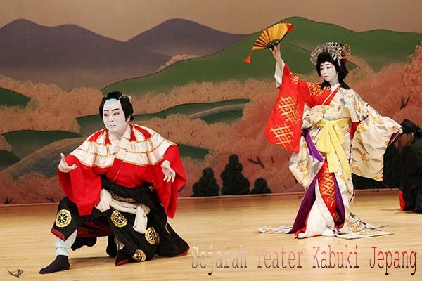 Sejarah Kabuki Teater Jepang Sejak 1603